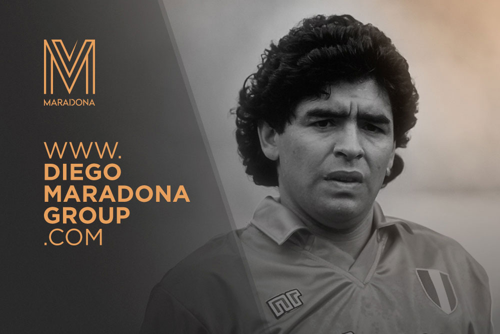 Diego Maradona Official Website