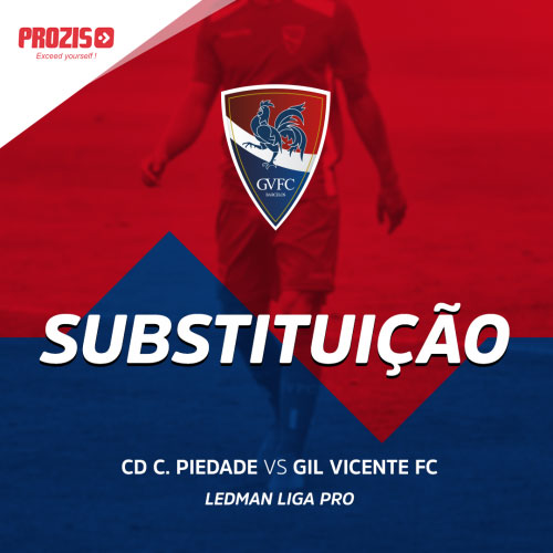 Social Media Post Gil Vicente Futebol Clube by Branditnext