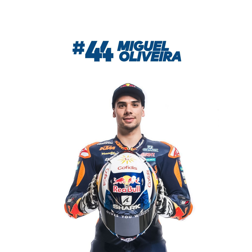 Miguel Oliveira Official Website